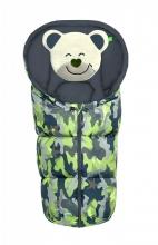 Odenwälder Fußsäckchen Mucki Fashion camouflage Koll. 20/21 jungle