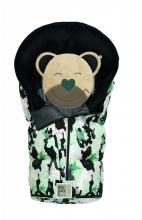 Odenwälder Fußsack Mucki L Fashion camouflage Koll. 20/21 mint