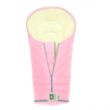 Odenwälder Sleeping bag Oskar coll. 20/21 light pink