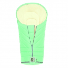 Odenwälder Sleeping bag Oskar coll. 20/21 neon mint