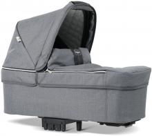 Emmaljunga NXT Stroller cot Lounge Grey 2021