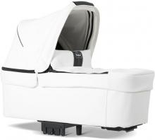 Emmaljunga NXT Stroller cot Leatherette White 2021