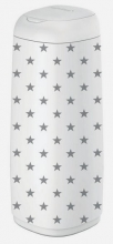 Angelcare® Cover for diaper bucker Dress-Up XL Grey Stars