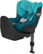 Cybex Sirona S I-Size incl. Sensorsafe River Blue Reboarder