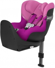 Cybex Sirona S I-Size incl. Sensorsafe Magnolia Pink Reboarder