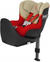 Cybex Sirona S I-Size incl. Sensorsafe Autumn Gold Reboarder