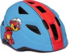 Puky 9594 PH 8 S helmet blue / red