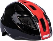 Puky 9596 PH 8 M helmet black / red