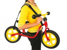 Puky 9417 Carrying belt for learners bike black