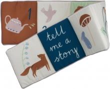 Sebra Fabric Book Daydream