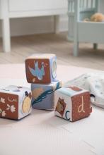 Sebra Soft fabric blocks 4 pcs. Daydream