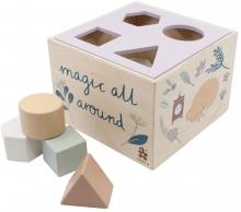 Sebra Wooden shape sorter Daydream