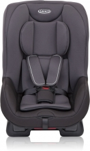Graco Child car seat Extend Black&Grey (From birth up to 18kg)