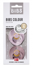 BIBS Pacifier natural rubber Lilac/Heather 0-6m