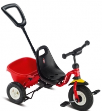 Puky Ceety Air tricycle with air tyres Puky colors 2375