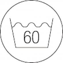 Alvi Sleeping bag Mäxchen-Thermo Hearts navy 110 cm