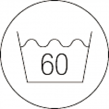 Alvi Sleeping bag Mäxchen-Thermo Hearts navy 90 cm