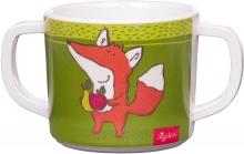 Sigikid Melamine childrens cup Forest Fox