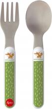 Sigikid Cutlery set Forest Fox