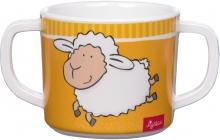 Sigikid Melamine childrens cup Boller sheep