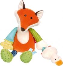 Sigikid Soft multifunctional plush toy Fox PlayQ