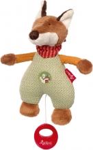 Sigikid 39233 Musical Toy Forest Fox