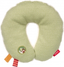Sigikid 39282 Travel neck pillow Forest Fox