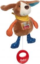 Sigikid 42487 Small musical Toy Dog