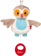 Sigikid 42545 Small musical Toy Owl