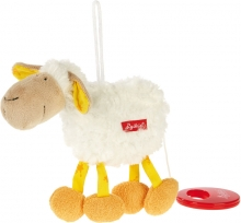 Sigikid 49305 Small musical Toy Sheep