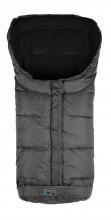 Altabebe Winter footmuff Active dark grey black AL 2203-40