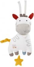 Fehn 056020 Musical toy Zebra