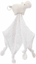 Fehn 056051 Cuddle cloth Hippo fehnNATUR