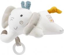 Fehn 056181 Pacifier holder Elephant fehnNATUR