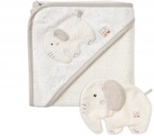 Fehn 056396 Bade-Set Elefant fehnNATUR