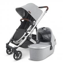 Uppa Baby Cruz V2 Stella grey incl. carrycot