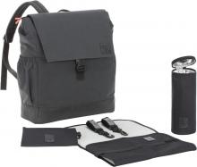 Lässig Vintage Little One & Me Backpack Big reflective black