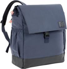 Lässig Vintage Little One & Me Backpack Big reflective navy