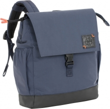 Lässig Vintage Little One & Me Backpack Small reflective navy