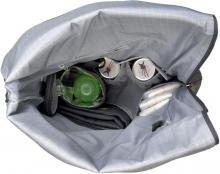 Lässig Green Label Rolltop changing bag anthracite