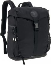Lässig Green Label Outdoor changing backpack black