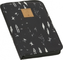 Lässig Casual Document Pouch feathers black