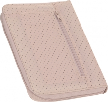Lässig Casual Document Pouch dots rose