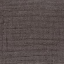 Lässig Muslin hooded towel anthracite