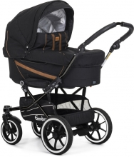Emmaljunga Edge Duo S Black Outdoor Black 2021