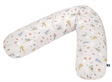 Zöllner Nursing Pillow Jersey Little Otti 190cm
