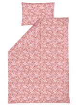 Zöllner Jersey bedding Flora 100x135 cm