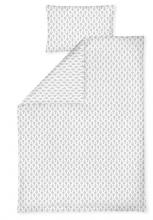 Zöllner Jersey Bettwäsche Little Bonsai 100x135 cm
