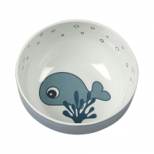 Done by Deer Yummy mini bowl Sea Friends blue
