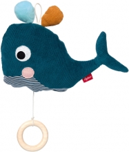 Sigikid 42522 Musical Toy Whale Urban